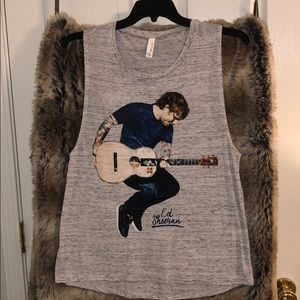 Ed Sheeran Concert Tank